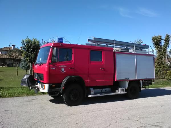 Πυροσβεστικό όχημα για την Ικαρία